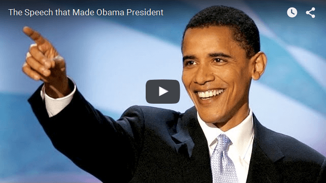 Barack Obama DNC Speech That Gave Hope To Millions Democrats At The Democratic National Convention
