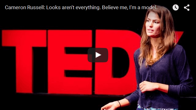 Cameron Russell TED Talk, Looks Aren't Everything