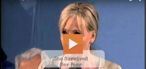 Watch This Video How She Survived Her Greatest Fear