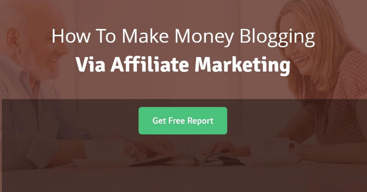 How To Make Money Blogging Through Affiliate Marketing