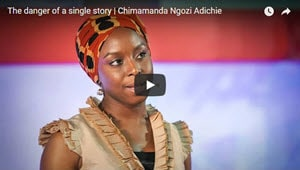 Chimamanda Ngozi Adichie Speech